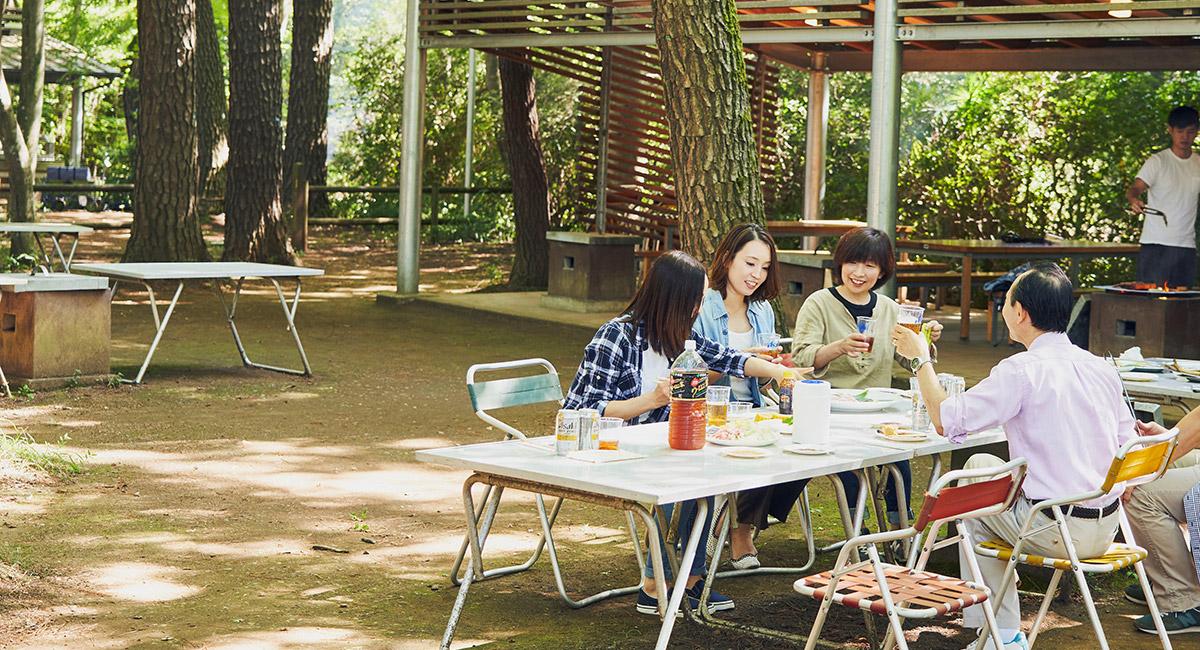 BBQレストラン 松風苑
