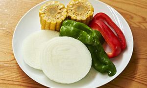 彩り野菜盛り合せ(追加食材)